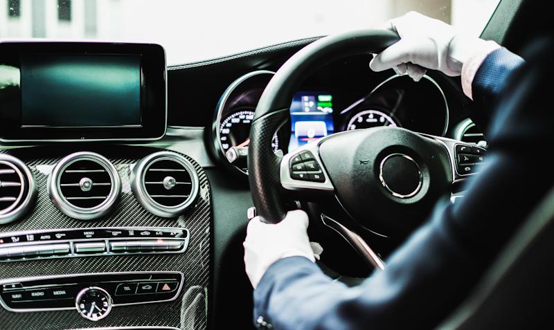 Luxury Chauffeur London Chauffeuring